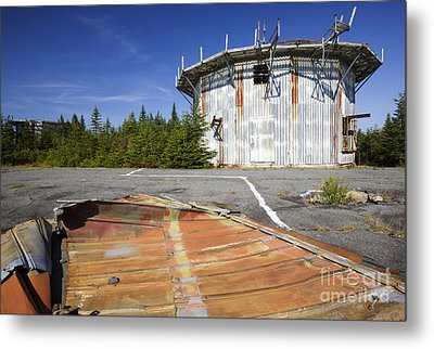Lyndonville Air Force Station - Vermont Metal Print by Erin Paul Donovan