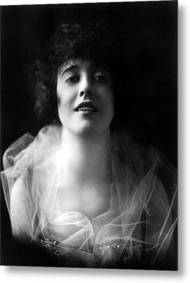 Mabel Normand, Ca. 1918 Metal Print