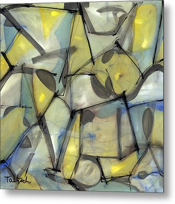 Madcap Light Metal Print by Lynne Taetzsch