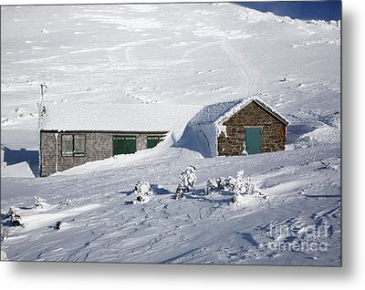 Madison Spring Hut- White Mountains New Hampshire Metal Print by Erin Paul Donovan