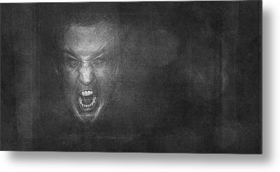 Madness Metal Print by Scott Norris