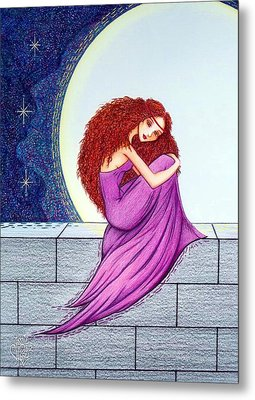 Maggie's Lullaby Metal Print