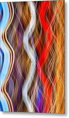 Magic Carpet Ride Metal Print by Az Jackson