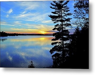 Magic Hour Metal Print by Keith Armstrong