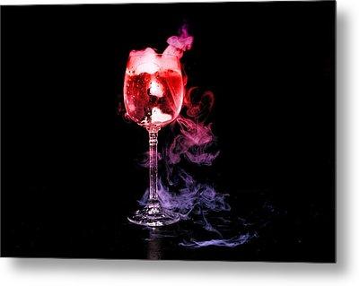 Magic Potion Metal Print by Alexander Butler
