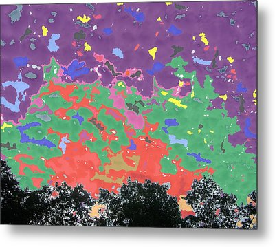 Magical Dreams Metal Print