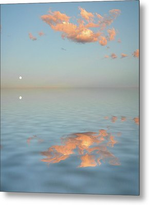 Magical Moment Metal Print by Jerry McElroy