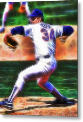 Magical Nolan Ryan Metal Print