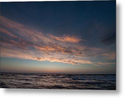 Metal Print featuring the photograph Magical Sunset by Laura Melis