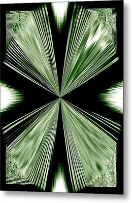 Magnetism Metal Print by Will Borden