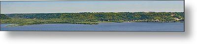 Maiden Rock, Wi Metal Print
