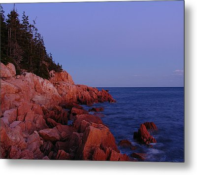 Maine Acadia Np  Metal Print by Juergen Roth