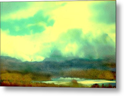 Maine Beauty Metal Print