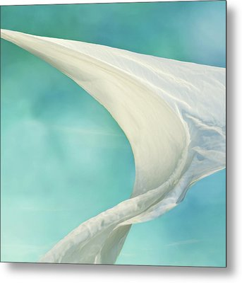 Mainsail 2 Metal Print by Laura Fasulo