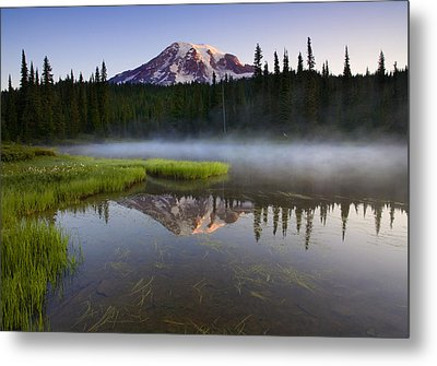 Majestic Dawn Metal Print by Mike  Dawson