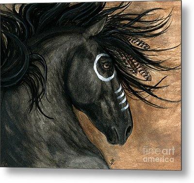 Majestic Horse 130 Metal Print by AmyLyn Bihrle