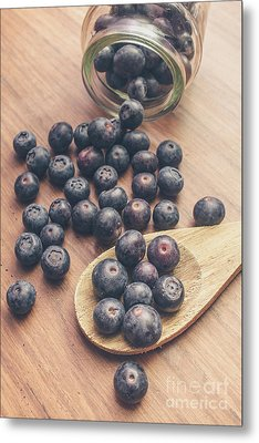 Making Blueberry Jam Metal Print by Jorgo Photography - Wall Art Gallery