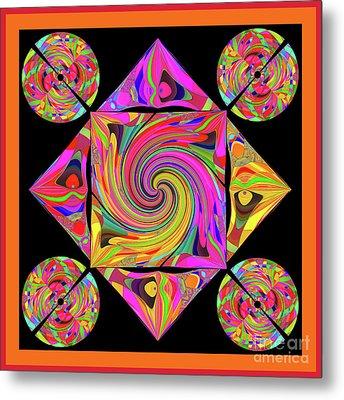 Mandala #50 Metal Print