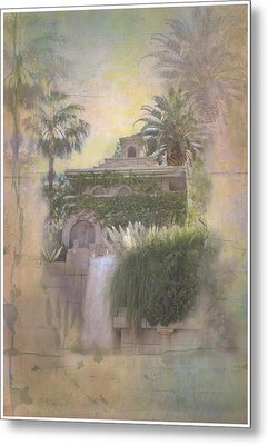 Mandalay Bay Metal Print by Christina Lihani