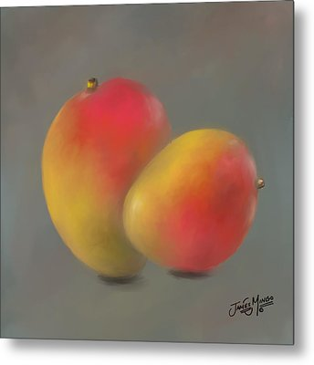 Mangoes Metal Print by James  Mingo