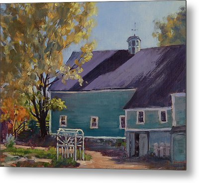 Maple Hill Farm Metal Print