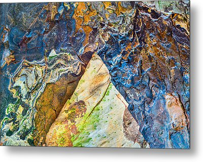 Maps Of Other Planets 4 Metal Print