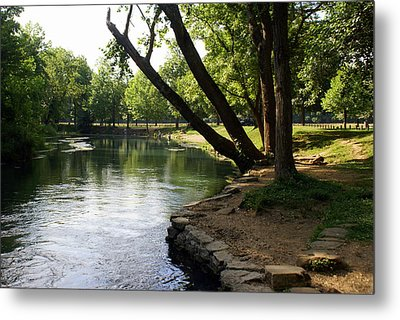 Maramec Springs 5 Metal Print by Marty Koch