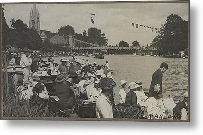 Marlow, 1919, By Herbert Green. Metal Print