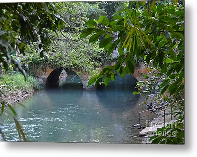 Martha Brae River Metal Print