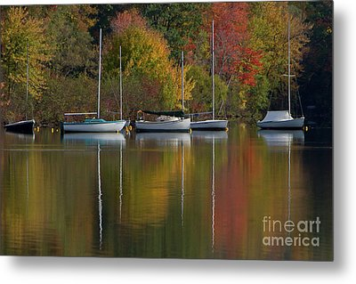 Mascoma Reflection Metal Print