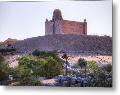 Mausoleum Of Aga Khan - Egypt Metal Print by Joana Kruse