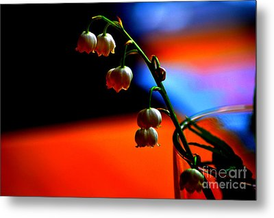 Metal Print featuring the photograph May Flowers by Susanne Van Hulst