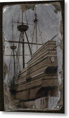 Mayflower 1 Metal Print