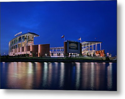 Mclane Stadium Evening Metal Print