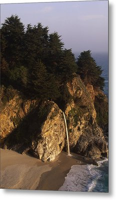 Mcway Falls Metal Print by Soli Deo Gloria Wilderness And Wildlife Photography