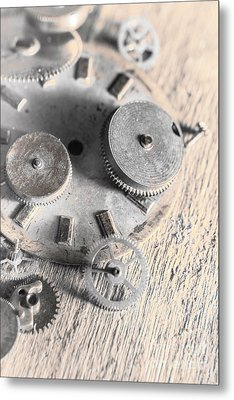 Mechanical Art Metal Print by Jorgo Photography - Wall Art Gallery