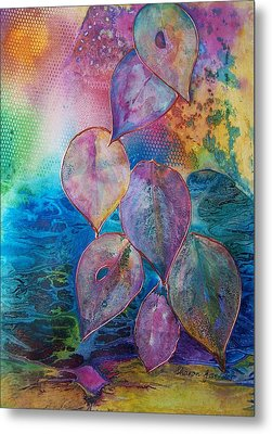 Meditative Bliss Metal Print