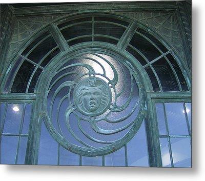 Medusa Metal Print by Brian Degnon