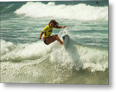Melanie Giunta Metal Print by Waterdancer