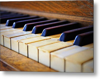 Melodies And Memories Metal Print by Cricket Hackmann
