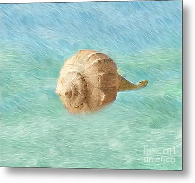 Metal Print featuring the photograph Melody Of The Sea by Betty LaRue