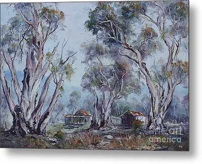 Melrose, South Australia Metal Print