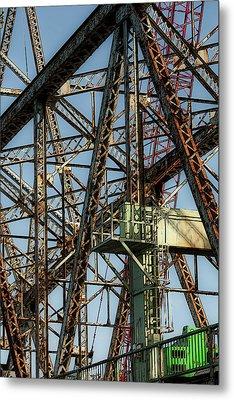 Memorial Bridge Metal Print