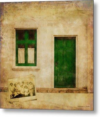 Memories Of Irish Green Metal Print by Bellesouth Studio