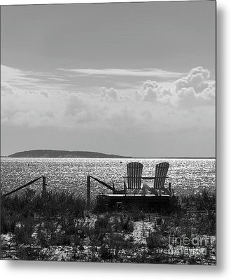 Metal Print featuring the photograph Memories Of The Cape by Michelle Wiarda
