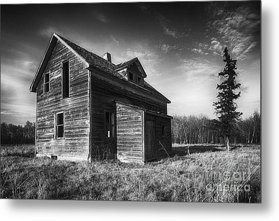 Memories Of The Past 1 Metal Print by Bob Christopher