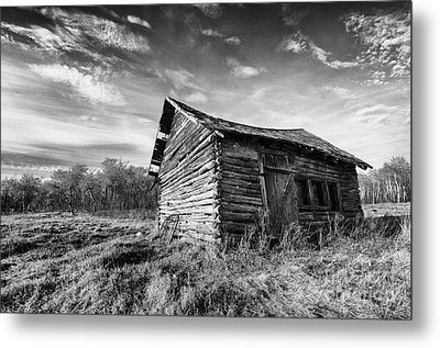 Memories Of The Past 2 Metal Print by Bob Christopher