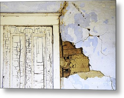 Memories Of The Past 6 Metal Print by Bob Christopher
