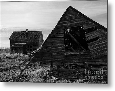 Memories Of The Past 9 Metal Print by Bob Christopher