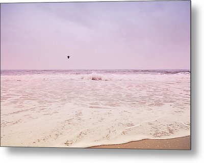 Metal Print featuring the photograph Memories Of The Sea by Heidi Hermes
